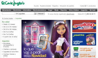 regalos navideños 2011 juguetes