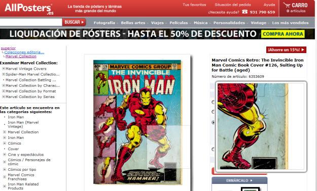 Posters de Allposter