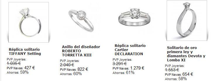 regalar un anillo de compromiso