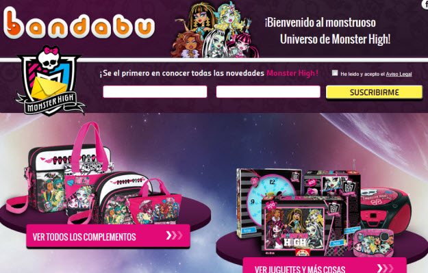 Comprar Monster High baratas
