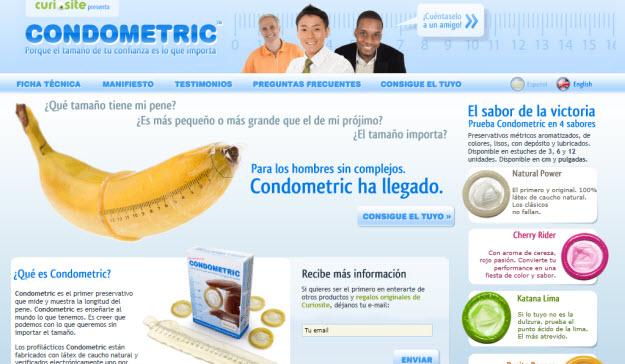 Regalar Condometric