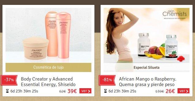 Encuentra regalos baratos online en Letsbonus