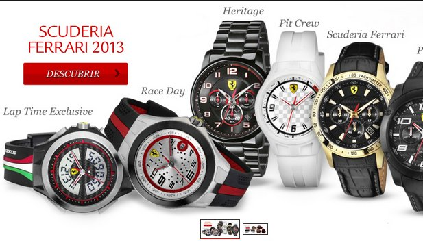 Tienda Ferrari