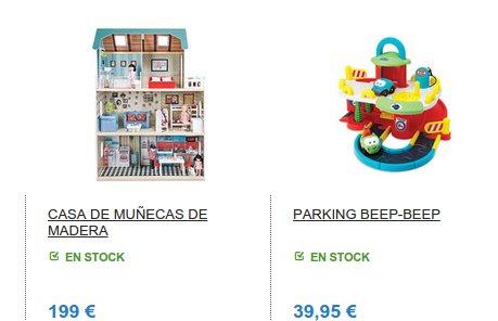 catálogo juguetes Imaginarium Reyes 2015
