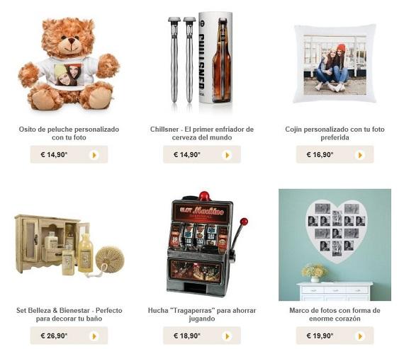 Regalos Navidad por menos 20 euros