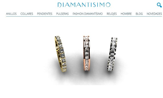 anillos de pedida de mano
