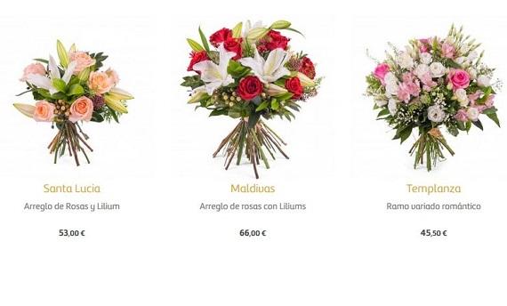 interflora rosas