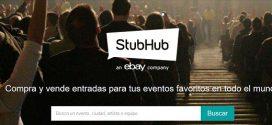 Opiniones de Stubhub España: comentarios de entradas conciertos