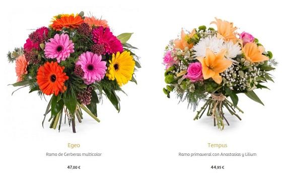 flores dia de la madre 2017 para regalar