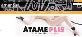 Opiniones de Amantis: tienda online sex shop de juguetes eróticos