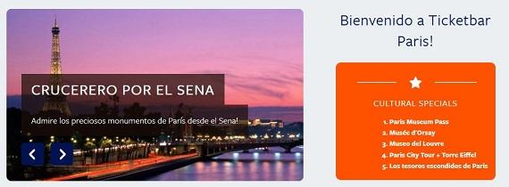 ticketbar París