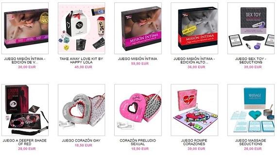 regalos sexys para parejas