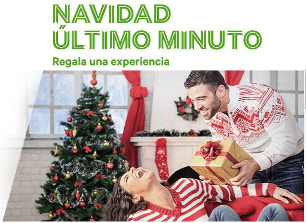 regalos ultima hora navidad