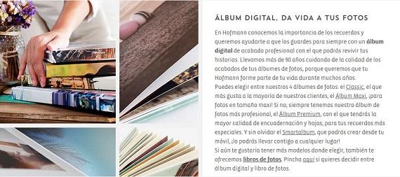 hofmann álbumes
