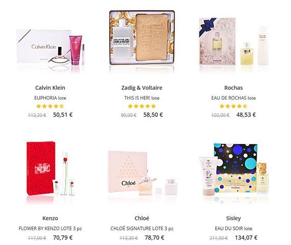 perfumes día de la madre originales