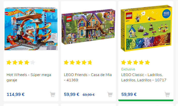black friday juguetes toysrus